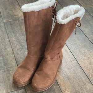 Rampage • Women's Boots • Size: 9 • Tan